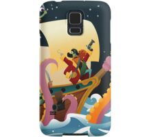 Pirate Monsters Samsung Galaxy Case/Skin