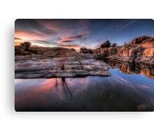 Cove Works Canvas Print