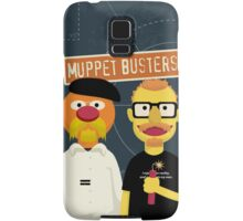 Muppet Busters Samsung Galaxy Case/Skin
