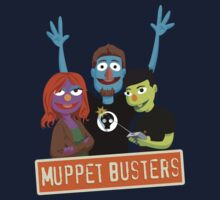 Muppet Busters Build Team by Dane Ault