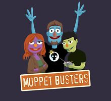Muppet Busters Build Team Unisex T-Shirt