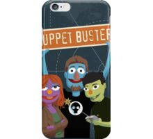 Muppet Busters Build Team iPhone Case/Skin