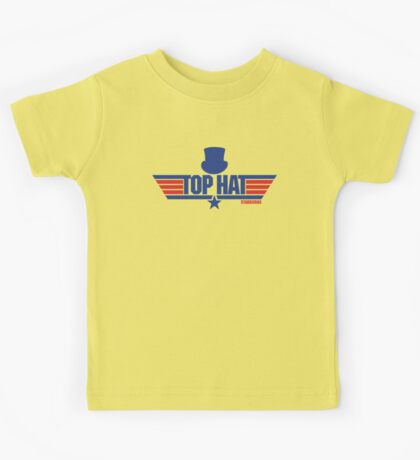 Top Hat (Star-Burns) Kids Clothes