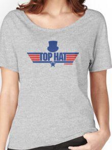Top Hat (Star-Burns) Women's Relaxed Fit T-Shirt