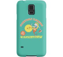 Sunnydale Cleaners Samsung Galaxy Case/Skin