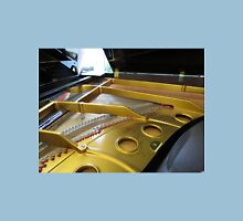 Inside Grand Piano Unisex T-Shirt