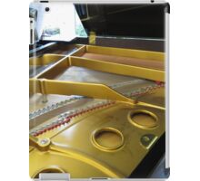 Inside Grand Piano iPad Case/Skin