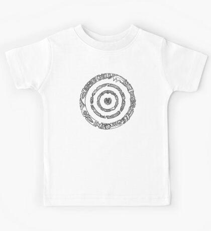 Metal Mandala Kids Clothes