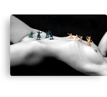 TOY SOLDIERS 1 Canvas Print
