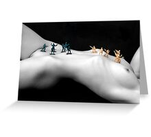 TOY SOLDIERS 1 Greeting Card