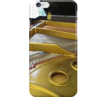 Inside Grand Piano iPhone Case/Skin