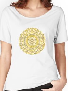 solar plexus Women's Relaxed Fit T-Shirt