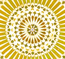 solar plexus Sticker