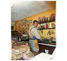 Coffee Shop 2 Poster