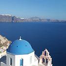 Santorini Greece by Zero887