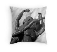 Everything Has Changed Throw Pillow