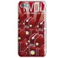 Robo ReVOLT iPhone Case/Skin
