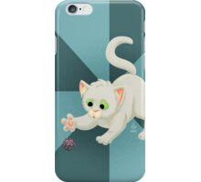 Nerdy Kitty iPhone Case/Skin