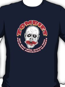 ZOMBIES - MAY MOVE MORE QUICKLY THAN FICTIONAL PORTRAYALS SUGGEST T-Shirt