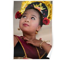 Child Dancer of Indonesia Poster