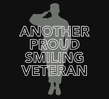 ANOTHER PROUD SMILING VETERAN Unisex T-Shirt