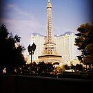 Eiffel Tower  by taylormorrill