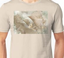 Cottonwood Tree Leaves Unisex T-Shirt