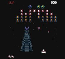 Galaga by Bradley John Holland