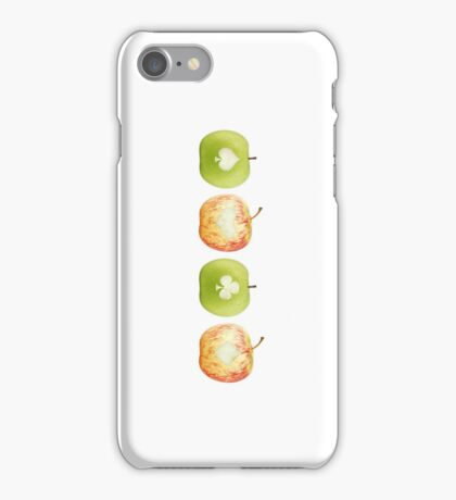 Gamble with Apple. iPhone Case/Skin