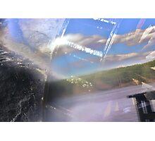 Wheel of Sky Photographic Print