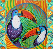 Toucans by Ro London