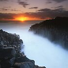 """Basalt Mist"" ∞ Fingal Head, NSW - Australia by Jason Asher"