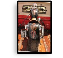 HD 1200 Sporty Canvas Print