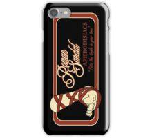 Roman Sandle Aphrodisiacs - black iPhone Case/Skin
