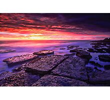 Avalon Sunrise Photographic Print