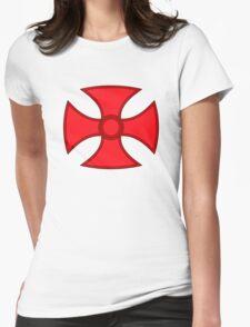 Heman's Emblem  Womens Fitted T-Shirt