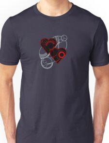 Four Beats Unisex T-Shirt