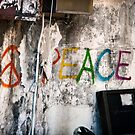 Peaceful Message by Sid Paleri