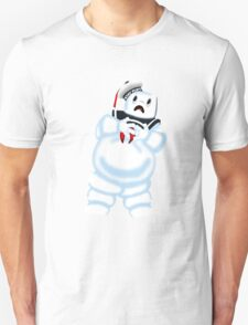 Scared Mr. Stay Puft. T-Shirt