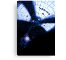 Star Trek : USS ENTERPRISE Canvas Print