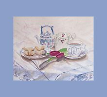 Vintage Tea Card by Patsy Smiles