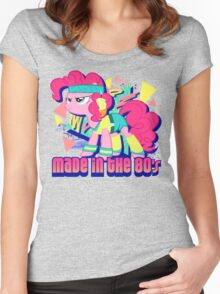 Made In The 80's Women's Fitted Scoop T-Shirt