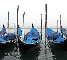 San Marco Fog by Emma Holmes