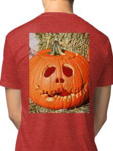 Halloween at Royal Gorge 1  Tri-blend T-Shirt