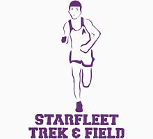 Starfleet Trek and Field Unisex T-Shirt