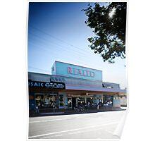 Old Rialto Cinema, West End, Brisbane Poster