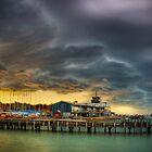Schnapper Point Storm by Sam Sneddon