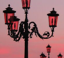 Light At Sunset by Emma Holmes