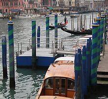 Venetian Vista by Emma Holmes