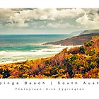 Waitpinga Beach : South Australia by Nick Egglington